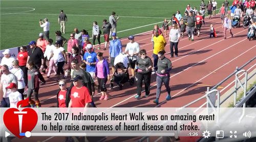 2017 Indy post walk video