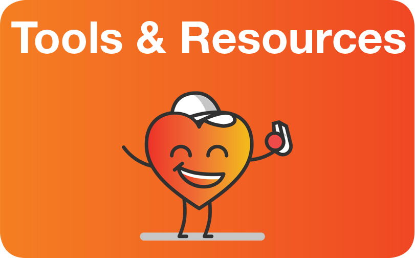 PHW - Tools & Resources Button
