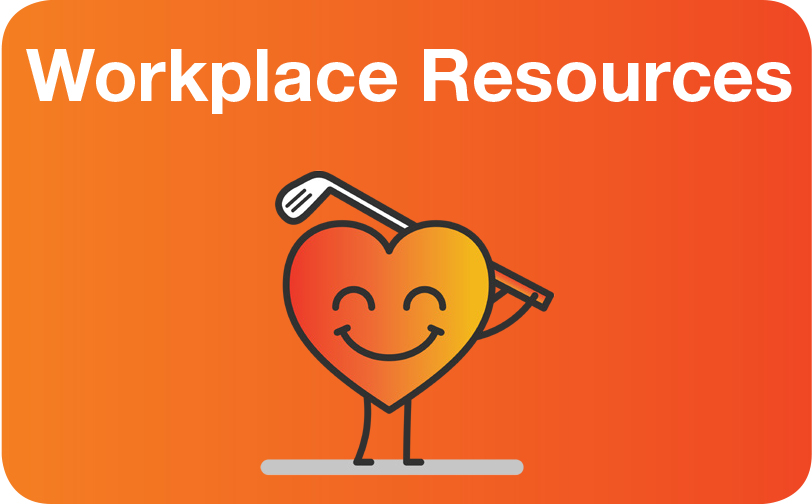 PHW18 - Workplace Resources button