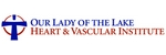 Our Lady of the Lake Heart and Vascular Institute logo