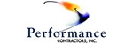 Performance Contractors logo