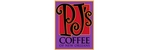 PJs Coffee logo