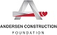 G Andersen Construction Foundation Logo