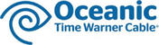 Oceanic Time Warner Cable Logo