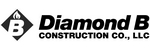 Diamond B Construction logo