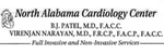 North Alabama Cardiology Center logo