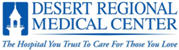 Desert Regional Medical Center Sponsor Logo