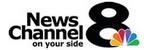 NewsChannel 8 WFLA logo