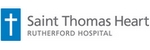 Saint Thomas Heart Rutherford Logo