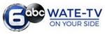 ABC 6 WATE TV logo