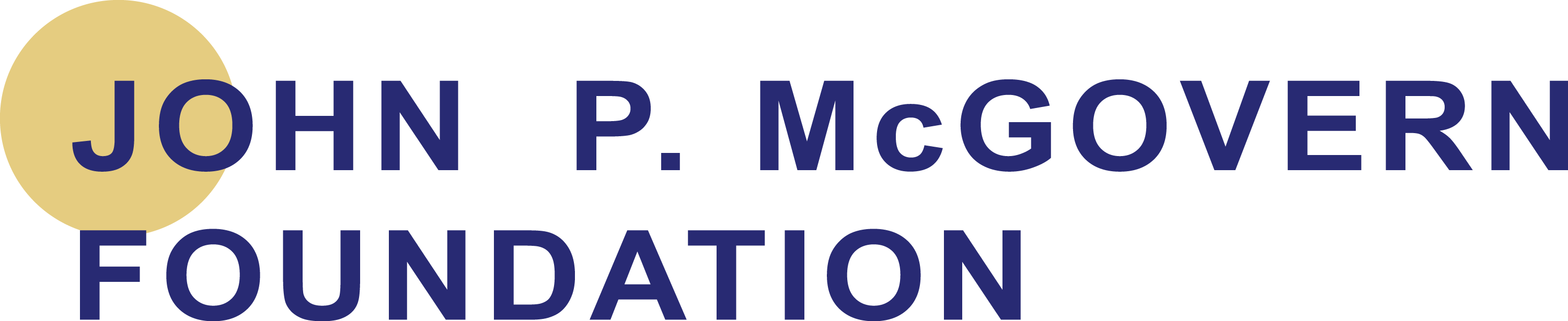 John P. McGovern Foundation