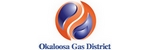 Okaloosa Gas District logo