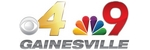 CBS 4 and NBC 9 Gainesville logo