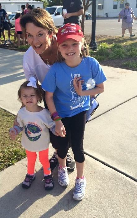2018 Cape Fear Heart Walk Heart Heroes Heart Walk American