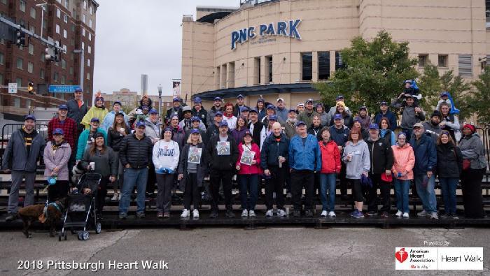 2019 Pittsburgh Heart Walk: University of Pittsburgh Medical