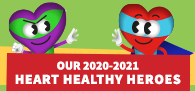 Our 2020-2021 Heart Health Ambassadors