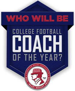 Bear Bryant - Vote for Favorite Coach now