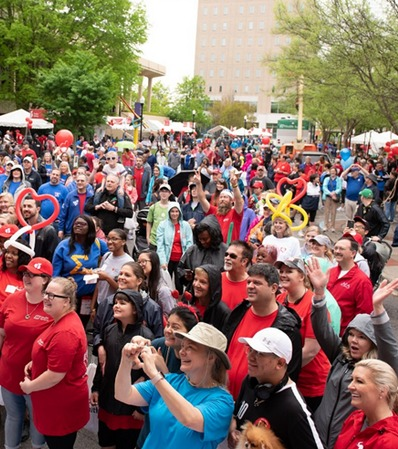 About the 2020 Huntsville Heart Walk