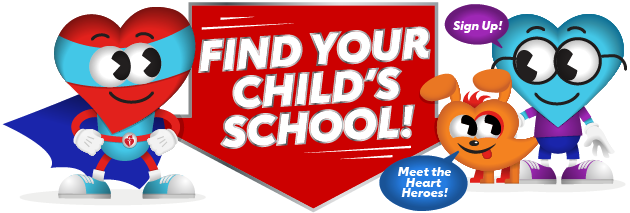 Find your child's school