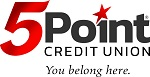 Five Point Credit Union Logo