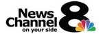 News Channel 8 logo