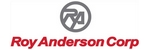 Roy Anderson Corp logo