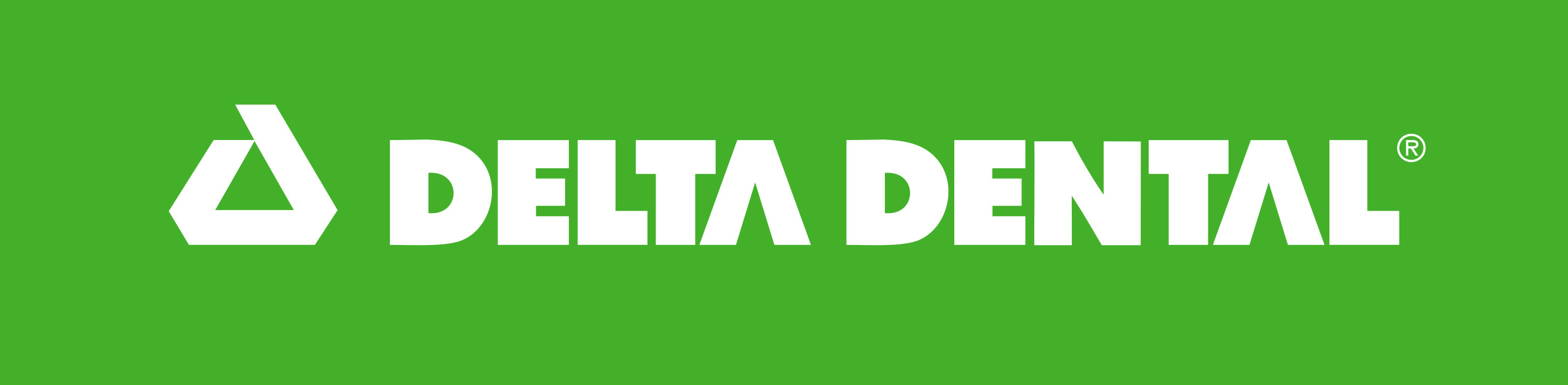 Delta Dental Logo green