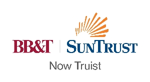 BB&T and SunTrust now Truist fundraising page